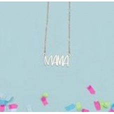 ASWN Necklace-Mama-Gold
