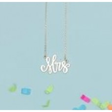 ASWN Necklace-Mrs-Gold