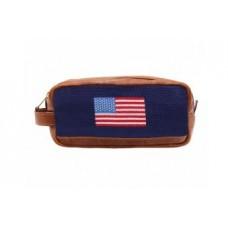 Toiletry Bag-American Flag
