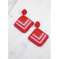 Andover Beaded Earring