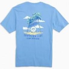 Beach Volleyball SS Tee