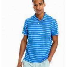 Bedons Stripe Perf Polo