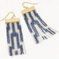 Biddy Bead Earrings Oyster Alley