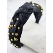 S32276 Brantford Bee Embellished Headbands