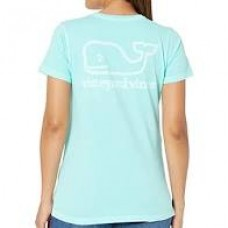 Bleached Whale SS Tee