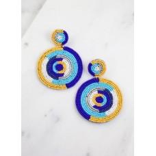 Bonner Springs Beaded Earring