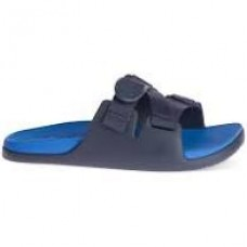 Y. Chillos Slide-Active Blue