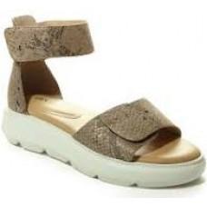 Cloe Ankle-Strap Platform Sandal