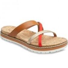 Fallen Strap Sandal