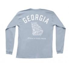 Georgia United LS Tee