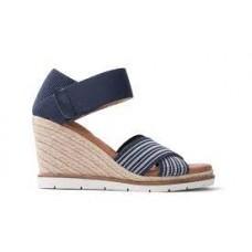 Gia Espadrille Wedge Sandal