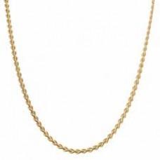 Gold Braid Chain
