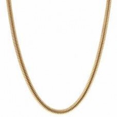 Gold Z Snake Chain