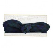Holiday Bow Belt