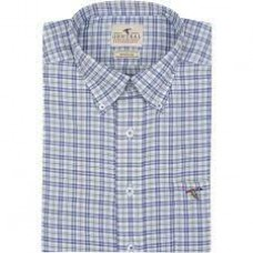 Livingston Plaid Perf Sport Shirt