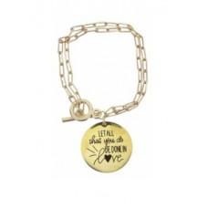 Faith Bracelet-Love