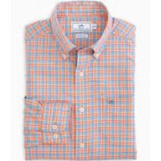 M. LS SJ Mini Check Sportshirt