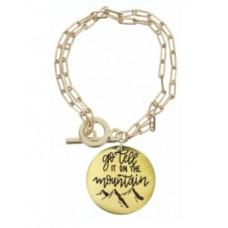 Faith Bracelet-Mountain