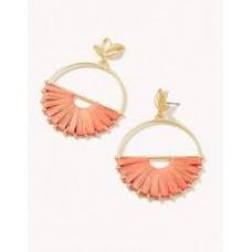 Pink Lemonade Earrings Pink