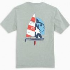 STUSA Sailboat SS Tee
