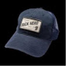 Sanforized Patch Trucker Hat