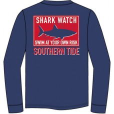 Shark Flag LS Tee