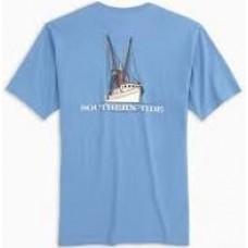 Shrimp Boat SS Tee