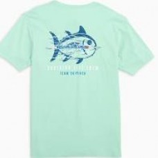 Southern Tide Rowing SS Tee