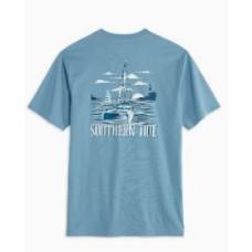 Southern Series Sailing SS Tee