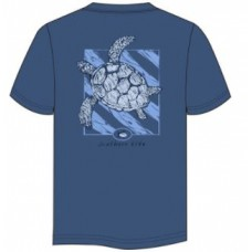 Y. Striped Sea Turtle SS Tee