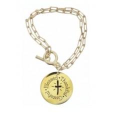 Faith Bracelet-Thankful