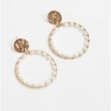 Tomi Earrings-Gold