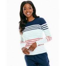 W. Fireside Stripe Sweater