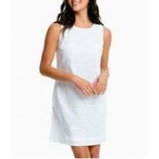 W. Hazel Eyelet Dress