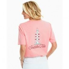 W. Let Your Light Shine SS Tee