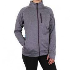 W. Mila Micro Fleece Jacket-Nightshade