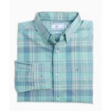 M LS CP Trevally Plaid Sportshirt