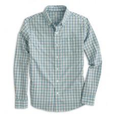 Y. Mini Check LS Sportshirt