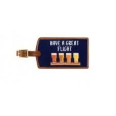 Beer Flight Luggage Tag