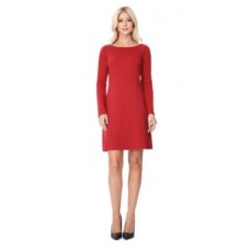 DRY-8460 Ruffle Sleeve Dress