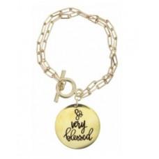Faith Bracelet-Blessed