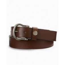 Leather Shackle Belt