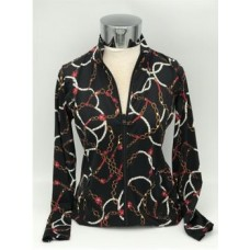 SPX7418CHR Zip Front Jacket