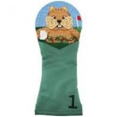 Golf Head Cover-Gopher