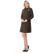 DRY-8139 Alicia Cowl Neck Dress