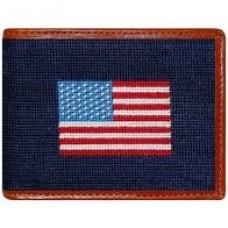 Billfold Wallet-Flag