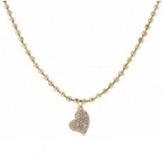 Anna Necklace-Heart