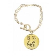 Faith Bracelet-Light