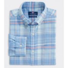 Plaid Island Twill Shirt