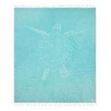 Sea Turtle Reef Large Towel